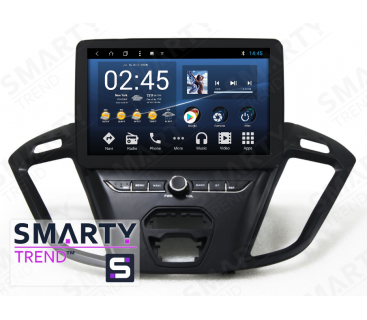 Штатная магнитола Ford Transit Asia - Android 8.1 (9.0) - SMARTY Trend