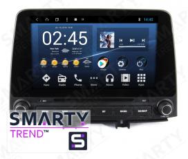 Штатная магнитола Hyundai Elantra 2016+ - Android - SMARTY Trend