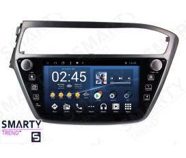 Штатная магнитола Hyundai i20 2018+ - Android - SMARTY Trend