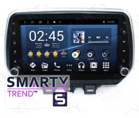 Штатная магнитола Hyundai Tucson 2019+ - Android - SMARTY Trend