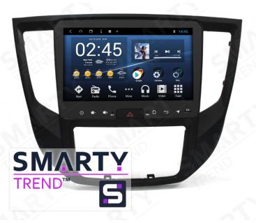 Штатная магнитола Mitsubishi Lancer 2017+ - Android 8.1 (9.0) - SMARTY Trend