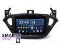 Штатная магнитола Opel Corsa - Android 8.1 (9.0) - SMARTY Trend