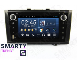 Штатная магнитола Toyota Avensis 2010-2014 - Android - SMARTY Trend