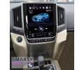 Штатная магнитола Toyota Land Cruiser 200 2015+ (Tesla Style) - Android 6.0 - SMARTY Trend