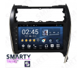 Штатная магнитола Toyota Camry 2012 (Middle East / America) - Android 8.1 (9.0) - SMARTY Trend