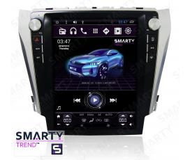 Штатная магнитола Toyota Camry V55 2014-2015 - Tesla Style