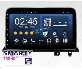 Штатная магнитола JAC S3 - Android - SMARTY Trend