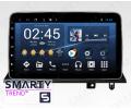 Штатная магнитола JAC S3 - Android 8.1 (9.0) - SMARTY Trend