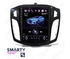 Штатная магнитола Ford Focus III 2012-2016 (Tesla Style) - Android 6.0 - SMARTY Trend