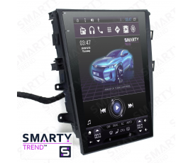 Штатная магнитола Ford Mondeo 2013+ (Tesla Style) - Android 6.0 - SMARTY Trend