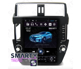 Штатная магнитола Toyota Land Cruiser Prado 150 2009-2013 (Tesla Style) - Android 6.0 - SMARTY Trend