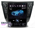 Штатная магнитола Nissan X-Trail 2014 (Automatic and Manual) - Tesla Style
