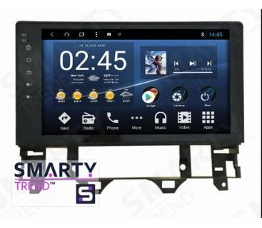 Штатная магнитола Mazda 6 2007-2012 - Android 8.1 (9.0) - SMARTY Trend