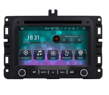 Штатная магнитола Dodge RAM - Android 8.1. - KLYDE