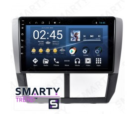 Штатная магнитола Subaru Forester 2008-2012 - Android - SMARTY Trend
