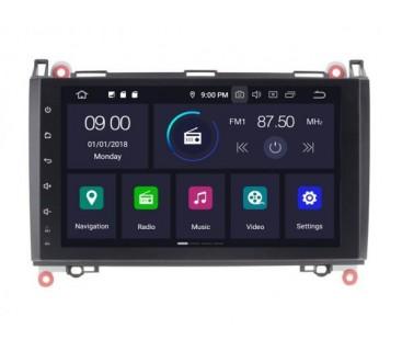 Штатная магнитола Mercedes Vito - Android 8.1 - KLYDE