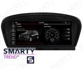 Штатная магнитола BMW 5 Series E60 (2004-2010) - Android 9.0 (10.0) - SMARTY Trend