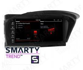 Штатная магнитола BMW 5 Series E60 (2004-2010) - Android 9.0 - SMARTY Trend