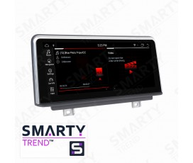 Штатная магнитола BMW X5 G12 2018+ EVO - Android 9.0 - SMARTY Trend