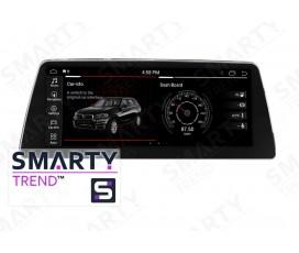 Штатная магнитола BMW 5 Series F10 / F11 (NBT / CIC) - Android 8.0 - SMARTY Trend
