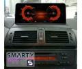 Штатная магнитола BMW X3 Series E83 (2003-2010)- Android 8.1 - SMARTY Trend