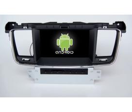 Штатная магнитола Peugeot 508 - Android 9.0 - Klyde
