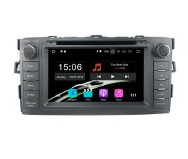 Штатная магнитола Toyota Auris  - Android 8.1. - KLYDE