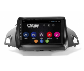 Штатная магнитола Ford Kuga 2013-2018 - Android 8.1 - Klyde