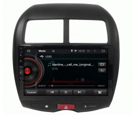 Штатная магнитола Mitsubishi ASX 2010-2012 - Android 8.1. - KLYDE