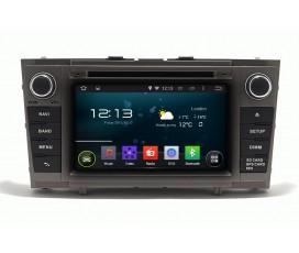 Штатная магнитола Toyota Avensis 2010-2014 - Android 8 - KLYDE