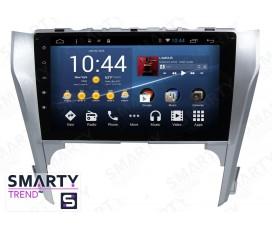 Штатная магнитола Toyota Camry V50 2011-2014 - Android 8.1 (9.0) - SMARTY Trend