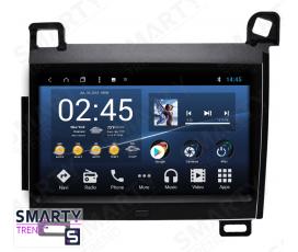 Штатная магнитола Lexus CT 200 - Android 8.1 - SMARTY Trend