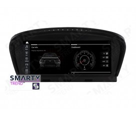 Штатная магнитола BMW 3 Series E90 (Manual / Automatic) - Android 10 - SMARTY Trend