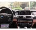 Штатная магнитола BMW 5 Series F10/F11/F07 - Android 9.0 (10.0) - SMARTY Trend