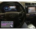 Электронная приборная LCD-панель Toyota Land Cruiser Prado 150 (2009+) - Android 7.1 - SMARTY Trend