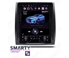 Штатная магнитола Lexus GX 470 2004-2009 (Tesla Style) - Android 6.0 - SMARTY Trend