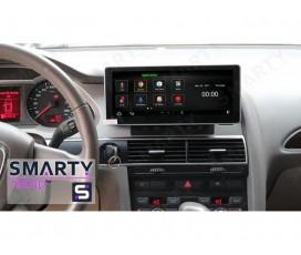 Штатная магнитола Audi A6L 2007-2011 - Android 8.1 (9.0) - SMARTY Trend