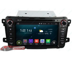 Штатная магнитола Mazda CX9 2008-2013 - Android 9.1 - KLYDE
