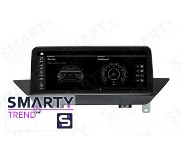 Штатная магнитола BMW X1 E84 (2009-2015) - Android 9.0 (10.0) - SMARTY Trend