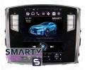 Штатная магнитола Mitsubishi Pajero - Android 7.0 - SMARTY Trend