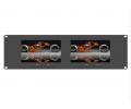 Lilliput RM-7024 - двойной 7-дюймовый стоечный монитор 3RU
