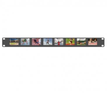 Lilliput - RM-0208S - монтируемый в стойку монитор 8 × 2 дюйма, 1RU