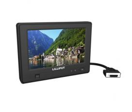Lilliput 765GL-NP/C/T - резистивный сенсорный монитор 7-дюймов