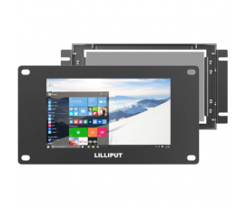Lilliput TK700-NP/C/T - сенсорный монитор в металлическом корпусе с открытой рамкой 7-дюймов