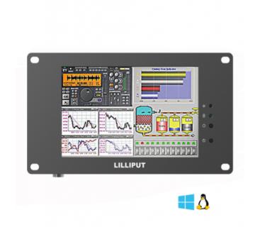 Lilliput PC-700 - универсальный встраиваемый промышленный компьютер 7 дюймов