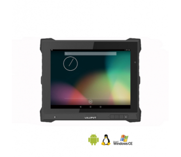 Lilliput PC-9715 - прочный мобильный терминал данных 9.7 дюйма