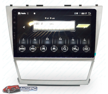 Штатная магнитола Toyota Camry V40 2006-2011 - Android 10 - KLYDE