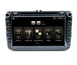 Штатная магнитола Volkswagen Caddy - Android 10 Q - KLYDE