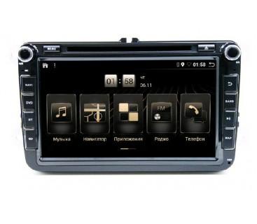 Штатная магнитола Volkswagen Caddy - Android 5.1.1 - KLYDE