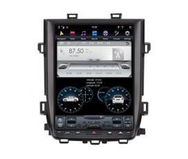 Штатная магнитола Toyota Alphard (Tesla Style) - Android 9.0 - Klyde
